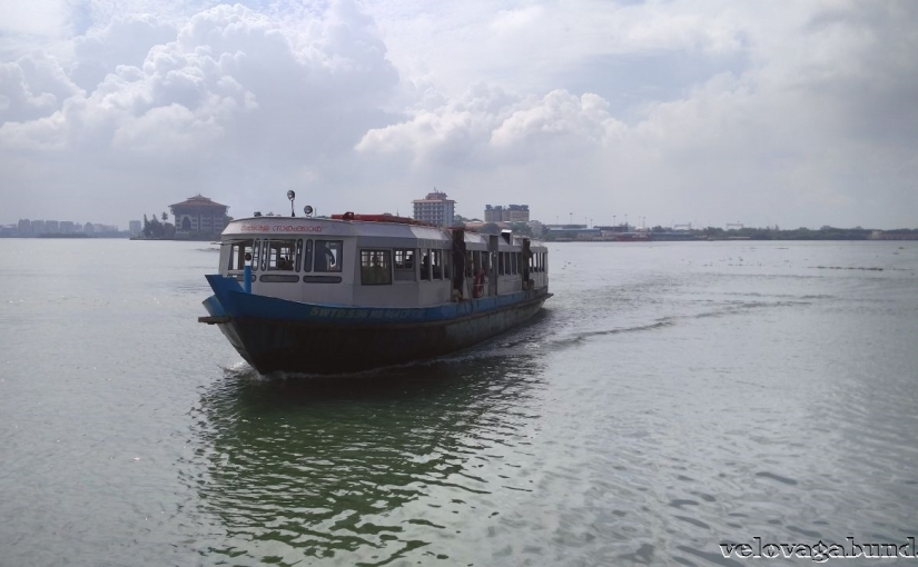 Aufbruch nach Kozhikode, Nord Kerala