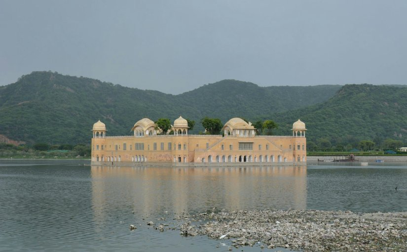 """Jaipur """"die pinkeStadt"""""""